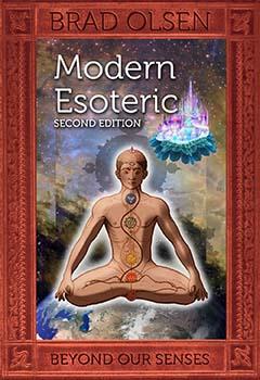 Modern Esoteric Book Brad Olsen