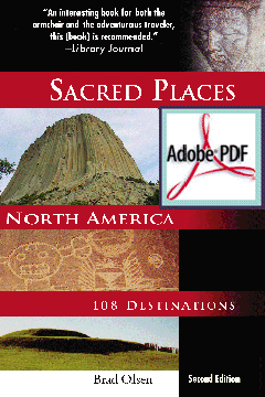 Sacred Places North America: 108 Destinations (2nd Edition) (EBook)